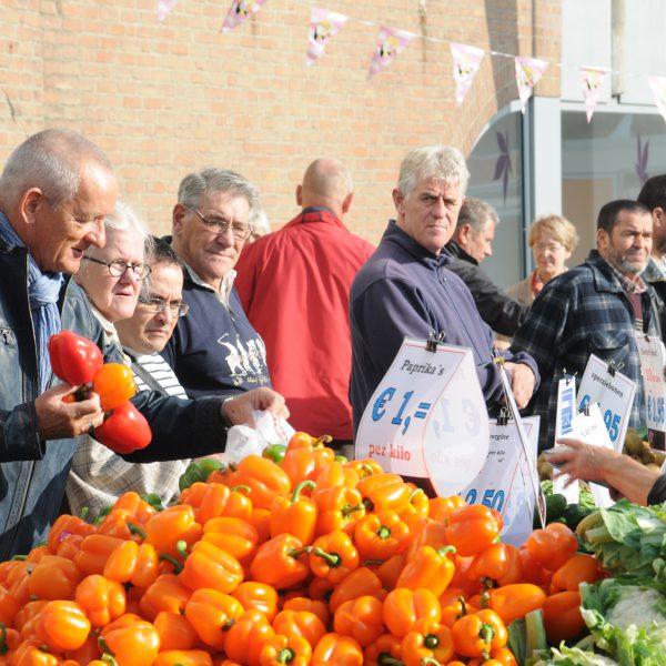Markt in Vlissingen